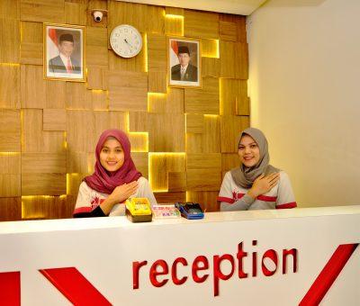 Reception M-Griya Purwokerto